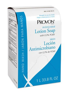 PROVON Antimicrobial Lotion Soap with PCMX Dispenser Refill