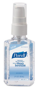 Purell Advanced Instant Hand Sanitizer Skin Nourishing Pump Bottle