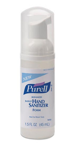Purell Advanced Instant Foam Hand Sanitizer Pump Bottle