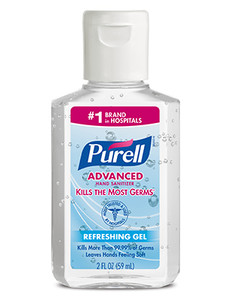 Purell Advanced Instant Hand Sanitizer