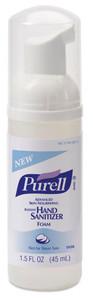 Purell Advanced Skin Nourishing Instant Hand Sanitizer Foam Bottle