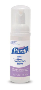 Purell SF607 Instant Non-Alcohol Hand Sanitizer Foam Bottle