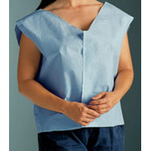 Graham Medical Patient Exam Capes Scrim Reinforced Tissue
