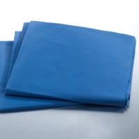 "Graham Medical Disposable Stretcher Flat Sheet 40""x90"""
