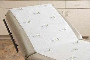 Graham Medical InhibX Antimicrobial Smooth Exam Table Paper