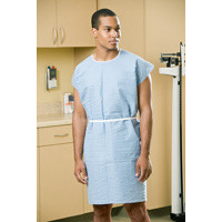 Graham Medical Patient Exam Gowns Scrim Reinforced