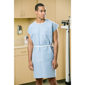 Graham Medical Patient Exam Gowns Scrim Reinforced Sewn Shoulders