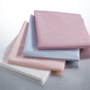 """Graham Medical Drape Sheet 2-Ply Tissue 40"""" x 60"""" White"""