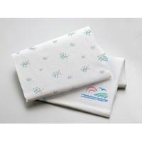"Graham Medical Drape Sheet 2-Ply Tissue 40"" x 48"" Seascape"