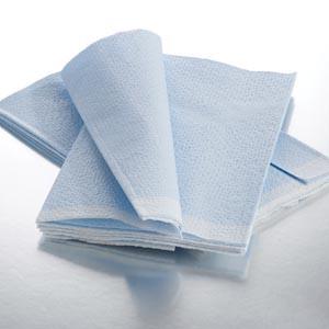 "Graham Medical Disposable Drape Sheet 3-Ply Heavyweight Fanfold 40""x84"""