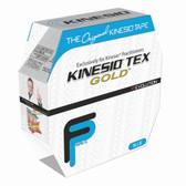 "Kinesio Tape Tex Gold FP 2"" x 34 Yards Blue Bulk"