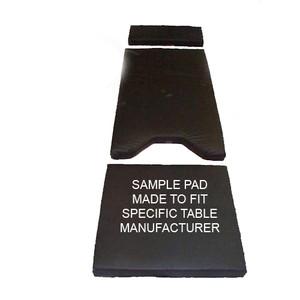 David Scott Example Surgical Table Pad Set