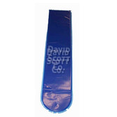 Extra Wide Gel Arm Board Pad Blue Diamond | BD2235