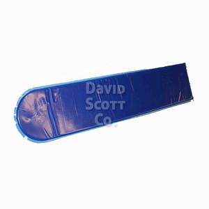 Gel Arm Board Pad Full Size Blue Diamond Gel