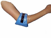 Oval Ulnar Gel Nerve Protector Blue Diamond Gel