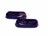 Gel Heel Elevators Pair Blue Diamond Gel