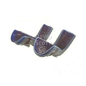 Universal Gel Stirrup Pads Blue Diamond Gel