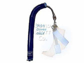 Candy Cane Stirrup Pole Gel Pad Blue Diamond Gel