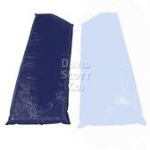 Gel Positioner Left Chest Blue Diamond Gel