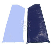 Gel Positioner Right Chest Blue Diamond Gel