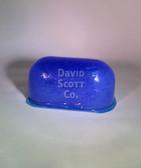 "Pediatric Gel Positioner with Flat Bottom 6""x3""x3"" Blue Diamond Gel"