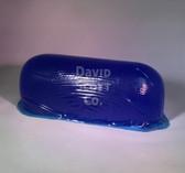"Pediatric Gel Positioner with Flat Bottom 8""x3""x3"" Blue Diamond Gel"