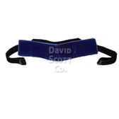 Surgical Patient Restraint Strap with Removable Gel Pad