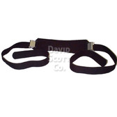 Surgical Patient Restraint Strap with Mid-Panel