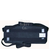 David Scott Bariatric Patient Restraint Strap with Mid-Panel BD8000