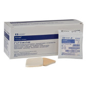 Covidien/Kendall Hydrophilic Foam Wound Dressing Plus with Topsheet