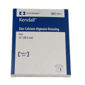 Covidien Curasorb Zinc Calcium Alginate Wound Dressing