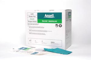 Ansell Encore Underglove Latex Surgical Gloves