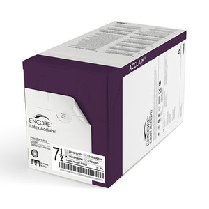 Ansell Encore Acclaim Latex Surgical Gloves