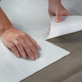 """Tidi Perforated Poly-Coated Crepe Exam Table Paper 18""""x125 FT"""