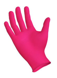 Sempermed StarMed ROSE Nitrile Exam Gloves