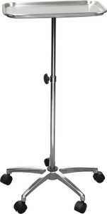 Mayo Instrument Stand with Mobile Base