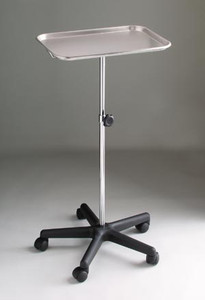 Instrument Stand with Mobile Base