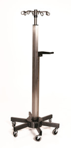 Lift Assist lV Pole with Six Leg Base
