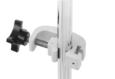 IV Pole Universal Clamp