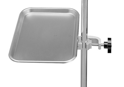 IV Pole Add-A-Tray