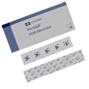Covidien 7665 Cloth ECG Electrodes