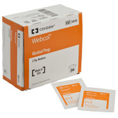 Covidien Webcol Alcohol Prep Pads