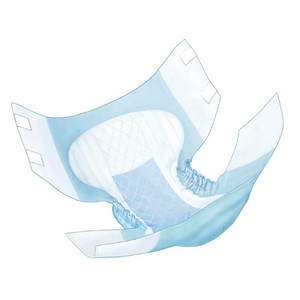 Wings Plus Quilted Adult Briefs-Heavy Absorbency