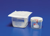 Covidien Precision Specimen Containers 4 oz Sterile Metal Lid OR Packaged 2600SA
