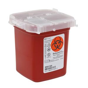 SharpSafety Phlebotomy Sharps Container