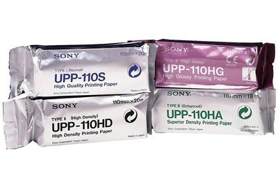Sony Black & White Ultrasound Film UPP-110HA