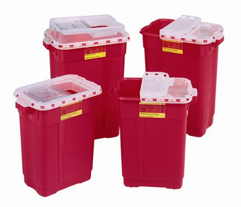 BD Large Sharps Containers
