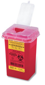 BD Phlebotomy Sharps Container