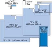 3M Steri-Drape Basic Surgical Pack 9000A
