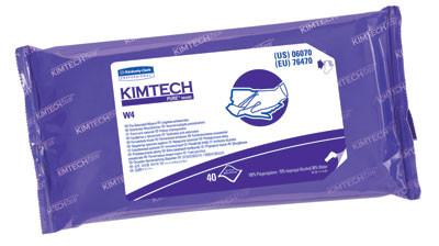 Kimtech W4 Alcohol Wipes